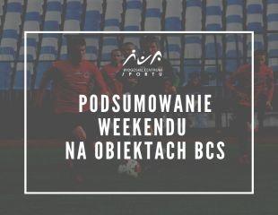 Podsumowanie weekendu na obiektach BCS (XI)