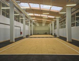 Kompleks Sportowy Zawisza z nową siłownią