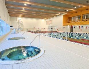 Pływalnia Aqua Fordon gotowa do odbioru